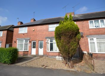 Thumbnail 2 bed terraced house for sale in Lansdowne Grove, Wigston