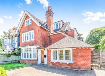 Thumbnail 5 Bed Semi Detached House For Sale In Saffrons Road Eastbourne