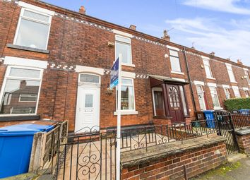 Thumbnail 2 bed terraced house for sale in All Saints Road, Heaton Norris, Stockport