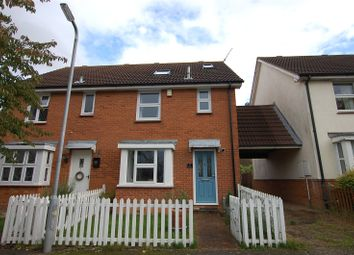 Thumbnail 4 bed semi-detached house for sale in Bowfell Drive, Langdon Hills, Essex