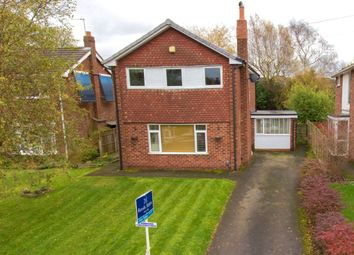 Thumbnail 5 bed detached house for sale in Derwent Close, Macclesfield