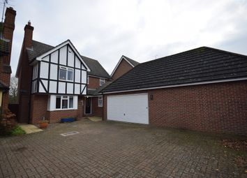 5 bed detached house for sale in Spring Way, Sible Hedingham, Halstead CO9