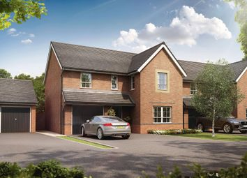 "Thumbnail 4 bedroom detached house for sale in ""Hale"" at Birmingham Road, Bromsgrove"