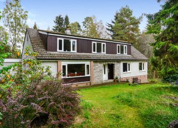 Thumbnail 5 bed detached house for sale in Dall, Pitlochry
