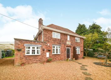 Thumbnail 3 bed detached house for sale in Westgate Street, Shouldham, King's Lynn