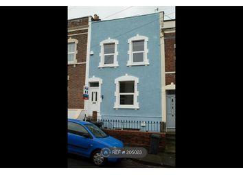 Thumbnail 2 bed maisonette to rent in Windsor Terrace, Bristol
