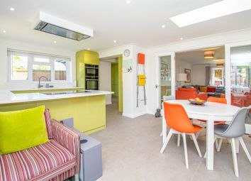 Thumbnail 4 bedroom detached house for sale in Manor Court, North Walsham