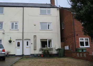 Thumbnail 3 bedroom town house to rent in Chapel Street, Enderby, Leicester