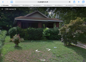 Thumbnail Cottage for sale in Elvis Presley Blvd Memphis Tn 38116, Tennessee, United States