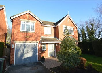Thumbnail 5 bed detached house for sale in Hanbury Gardens, Garforth, Leeds