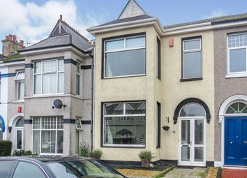 3 bed terraced house for sale in Trelawney Road, Peverell, Plymouth PL3