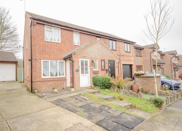 Thumbnail 3 bed semi-detached house for sale in Bridge Mill Way, Tovil, Maidstone