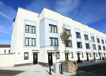 Thumbnail 3 bed town house for sale in Monument Street, Plymouth