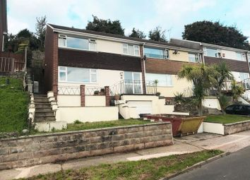 Thumbnail 2 bed end terrace house for sale in Shelley Avenue, Torquay