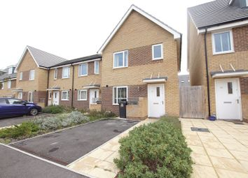 3 bed end terrace house for sale in Agincourt Avenue, Gosport PO13