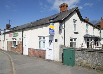 Thumbnail 1 bed end terrace house for sale in Station Road, Pontesbury, Shrewsbury