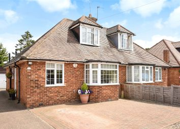 Thumbnail 2 bed semi-detached bungalow for sale in Chartley Avenue, Stanmore, Middlesex