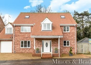 Thumbnail 6 bed detached house for sale in Mulberry Tree Close, Filby, Great Yarmouth