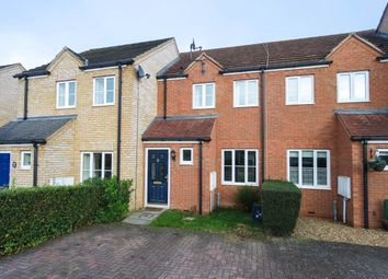 Thumbnail 2 bed terraced house to rent in Pipit Close, Royston, Hertfordshire