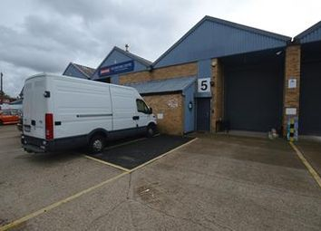 Thumbnail Light industrial to let in Unit 5, Roman Industrial Estate, Tait Road, Croydon, Surrey