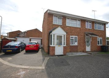 Thumbnail 3 bedroom semi-detached house for sale in Iris Close, Springfield, Chelmsford