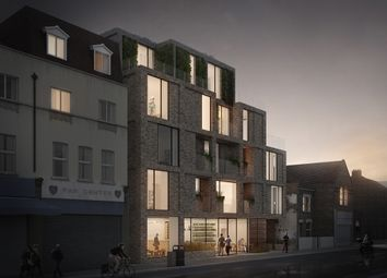 Thumbnail 1 bed flat for sale in Upper Tooting Road, Tooting Bec, London