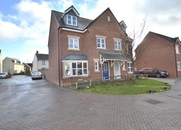 Thumbnail 4 bed town house for sale in 59 Uxbridge Lane Kingsway, Quedgeley, Gloucester