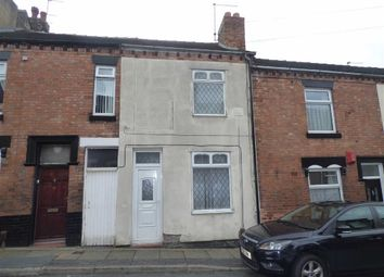 Thumbnail 2 bed terraced house for sale in Francis Street, Pittshill, Stoke-On-Trent