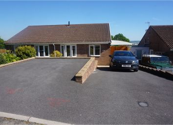 Thumbnail 2 bed semi-detached bungalow for sale in Parc Brynmawr, Llanelli