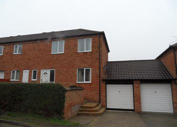 Thumbnail 3 bed detached house to rent in Brownbaker Court, Neath Hill, Milton Keynes