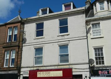 Thumbnail 3 bed flat for sale in High Street, Lanark