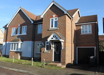 Thumbnail 4 bed semi-detached house to rent in Westbury Rise, Church Langley, Harlow