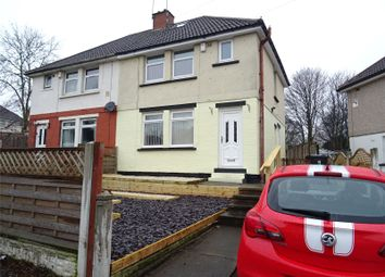 Thumbnail 3 bed semi-detached house for sale in Delius Avenue, Bradford, West Yorkshire