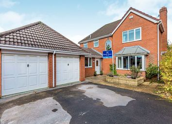 Thumbnail 4 bed detached house for sale in Trecastle Grove, Stoke-On-Trent