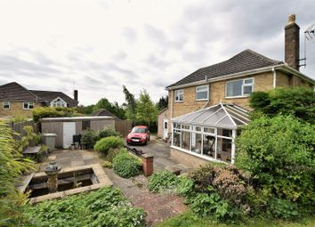 Thumbnail 3 bed detached house for sale in Turnpike Road, Ryhall, Stamford