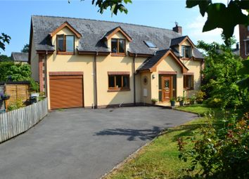 Thumbnail 4 bed detached house for sale in Cefn Nant, Three Cocks, Brecon, Powys