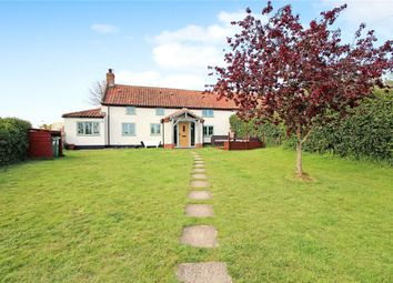 Thumbnail 4 bed semi-detached house for sale in Sunnyside, Woodton, Bungay, Norfolk