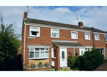 Thumbnail 3 bed end terrace house for sale in Slater Place, Durham