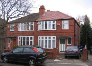 Thumbnail 1 bedroom semi-detached house to rent in Stephens Road, Withington, Manchester