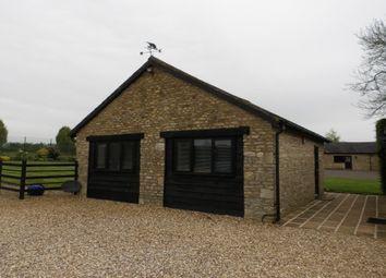 Thumbnail 1 bed bungalow to rent in Badgers Farm, Cosgrove, Milton Keynes
