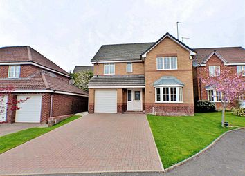 Thumbnail 4 bed detached house for sale in Strathspey Avenue, Hairmyres, East Kilbride