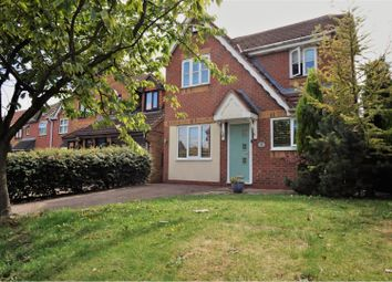 Thumbnail 3 bed detached house for sale in Clayhanger Lane, Walsall