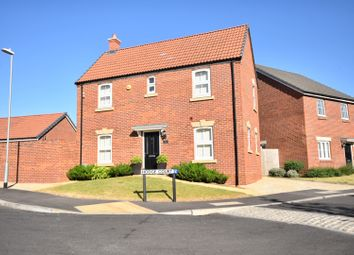 Thumbnail 3 bed detached house for sale in Pryor Road, Kettering