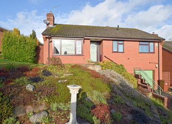 Thumbnail 3 bed detached bungalow for sale in Ashley Rise, Tiverton