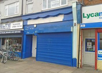 Thumbnail Retail premises to let in 47A Grimsby Road, Cleethorpes