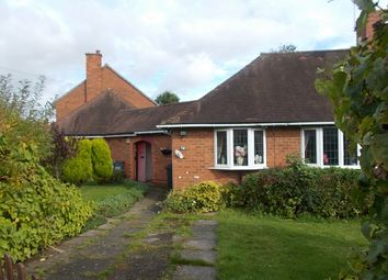Thumbnail 1 bed bungalow for sale in Hawcroft Grove, Shard End