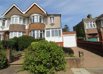 Thumbnail 3 bed semi-detached house for sale in Park View, Hastings, East Sussex