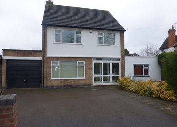 Thumbnail 3 bed detached house for sale in Biam Way, Braunstone, Leicester