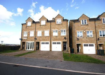 Thumbnail 3 bedroom town house to rent in Highgate Mill Fold, Queensbury, Bradford