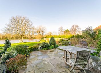 Thumbnail 3 bed terraced house for sale in Chiswick Quay, Grove Park, London W43Ur